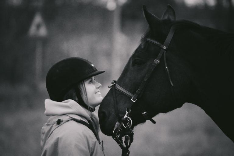 horses a womens best friend
