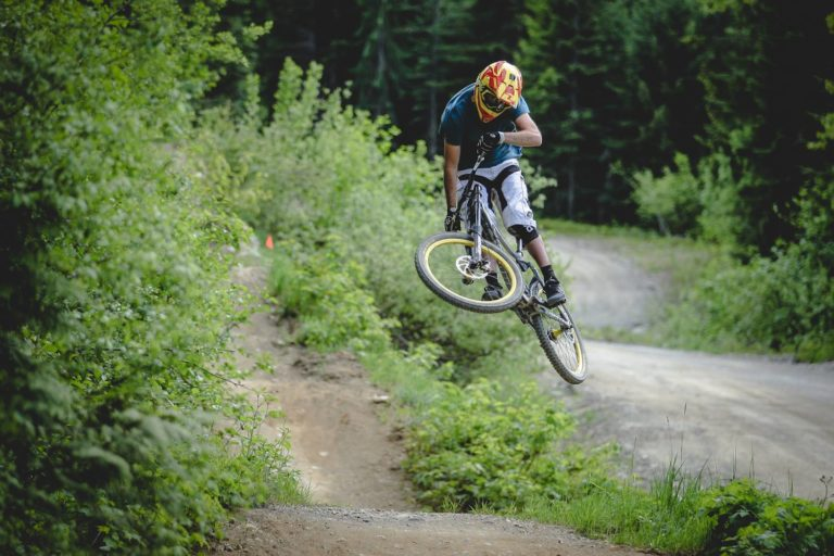 Paul Stewart Whistler Bike park